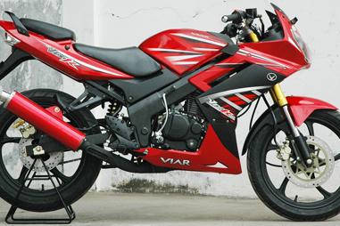 Spesifikasi Viar Vix-R 150