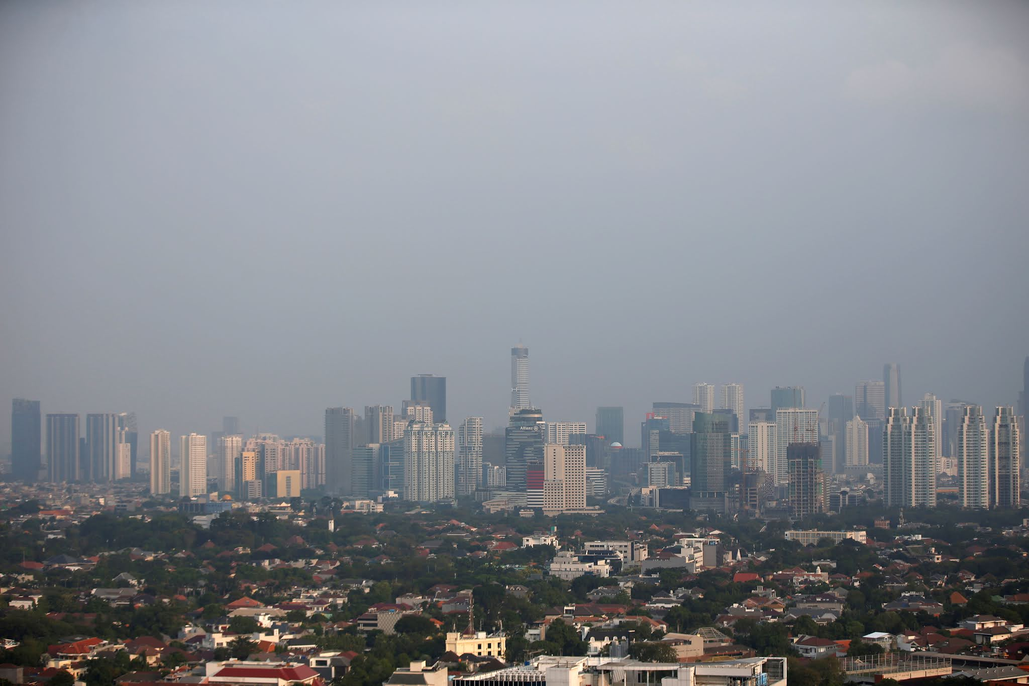 Gugatan Udara Bersih Sampai di Pengadilan, Kementerian Lingkungan Hidup Malah Ajukan Banding