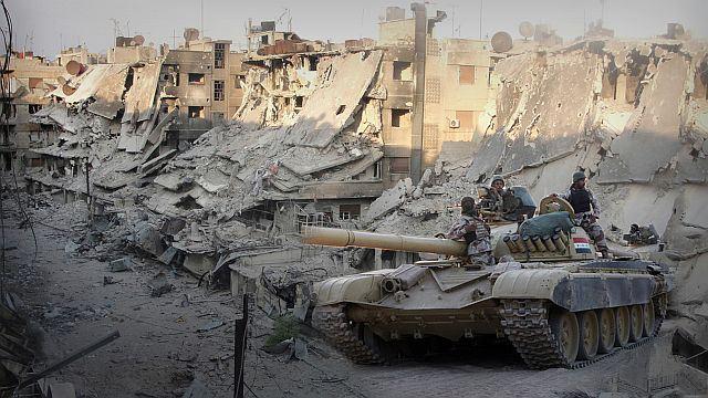 Δεν θα γίνει πόλεμος λόγω Συρίας