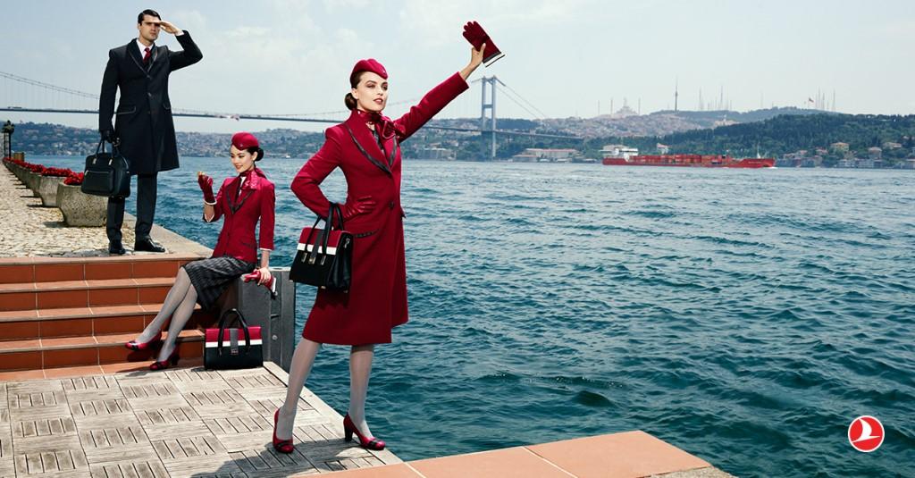 터키항공 유니폼
