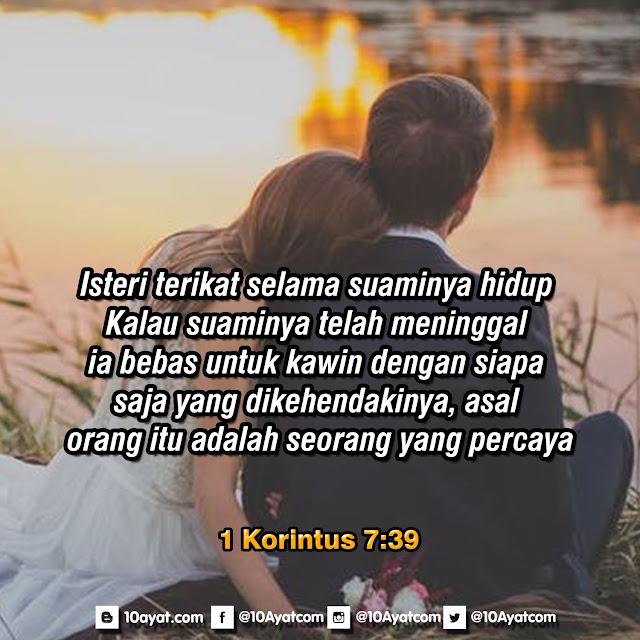 1 Korintus 7:39