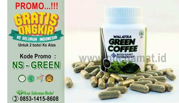 Testimoni Walatra Green Coffee