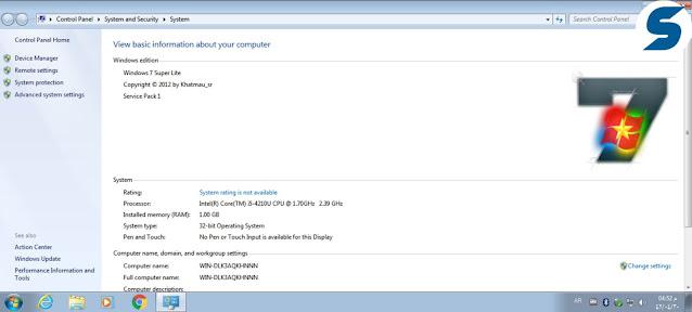 لماذا أستخدم Windows 7 SP1 Super Lite ؟
