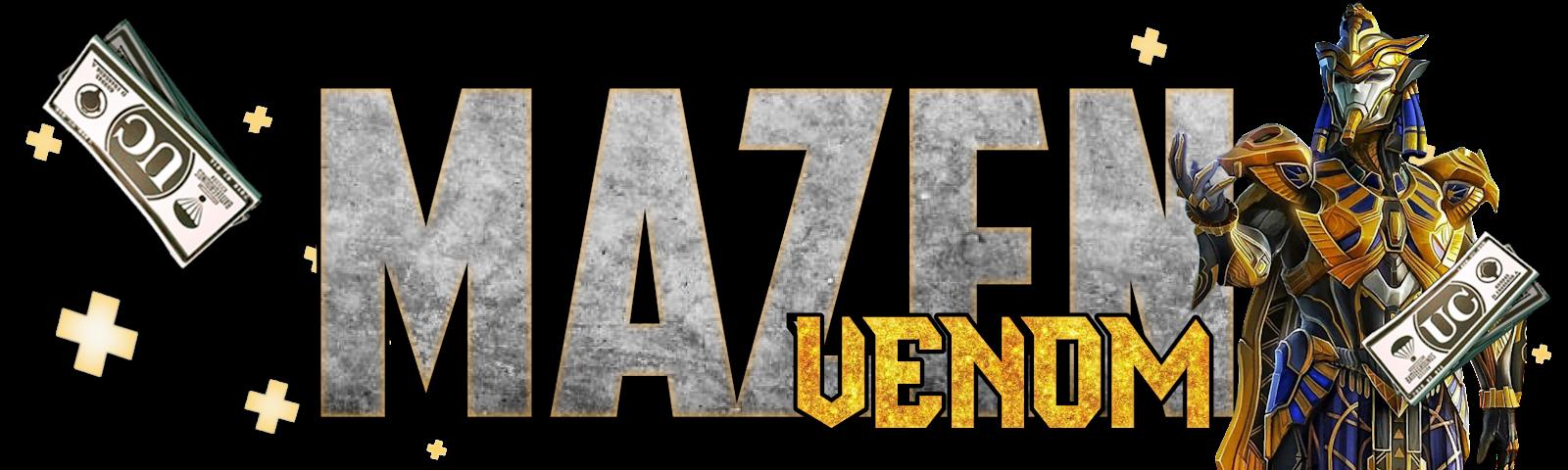 Mazen Venom Official