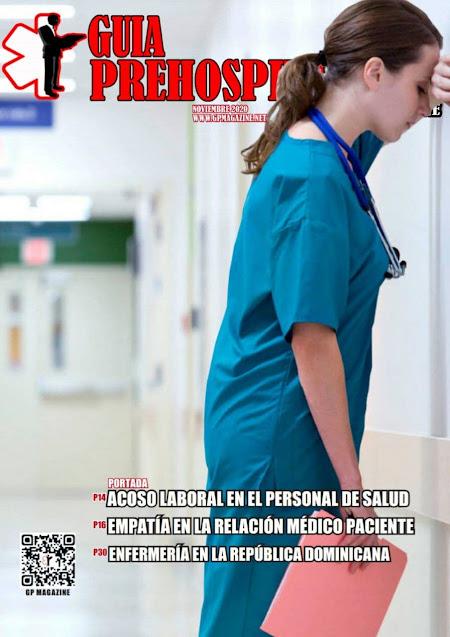 Guía Prehospitalaria MAGAZINE edición Noviembre 2020