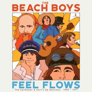 The Beach Boys - Feel Flows: The Sunflower & Surf's Up Sessions 1969-1971 Music Album Reviews
