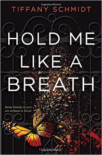 Hold Me Like a Breadth by Tiffany Schmidth | Cover Love