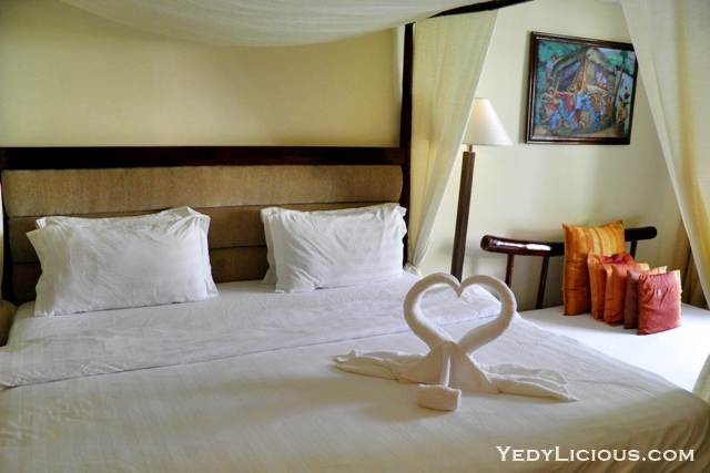 Premier Deluxe Sea View  at Boracay Mandarin Island Hotel