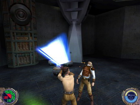 Star Wars: Jedi Knight II Jedi Outcast PC Full Español