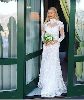 vestito da sposa fashion matrimonio e nozze vip italia