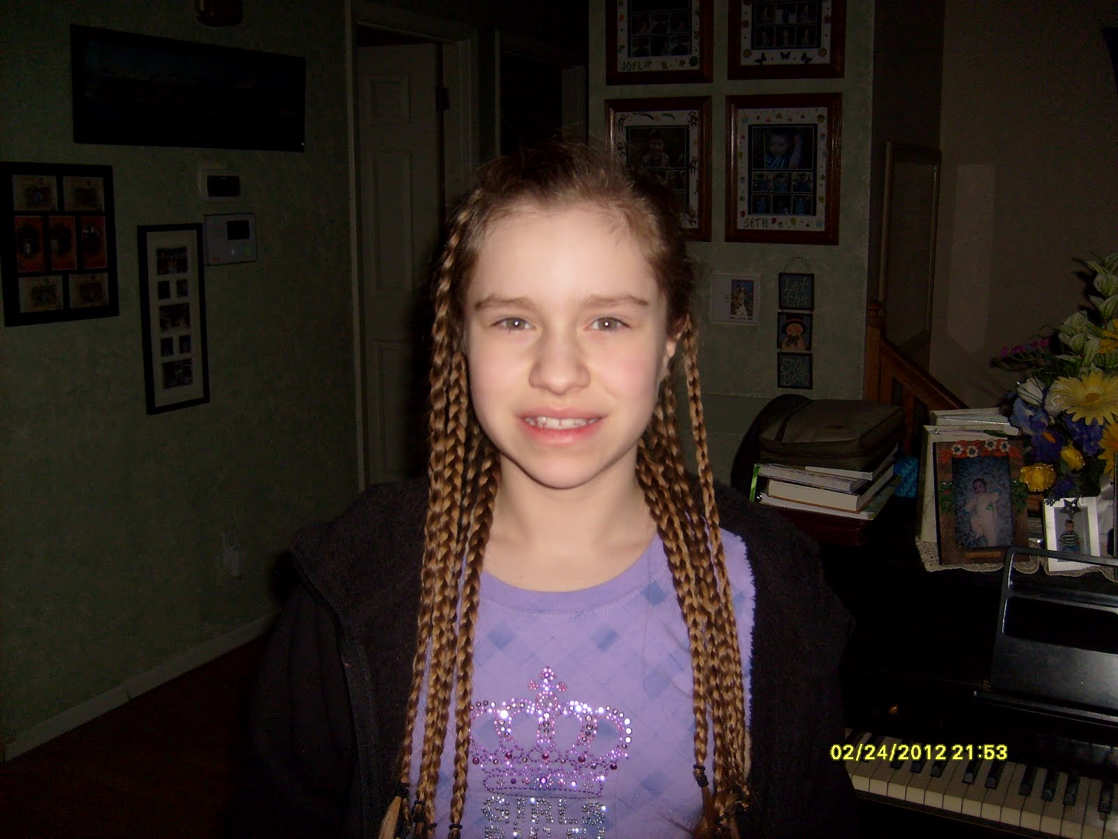 Amazing Michelles Day Braids And Wrestling Hairstyles For Women Draintrainus