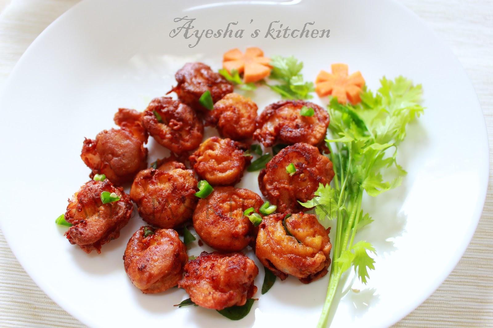 Shrimp Recipes Prawn Recipes Crispy Prawn 65