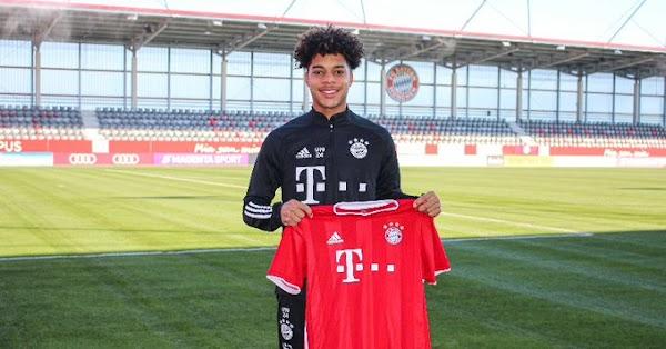 Oficial: Bayern Múnich, firma cedido Justin Che