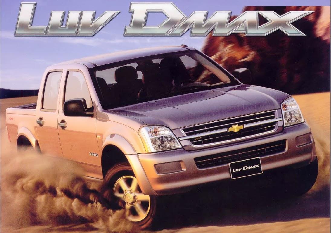 Manual Despiece Chevrolet Luv Dmax