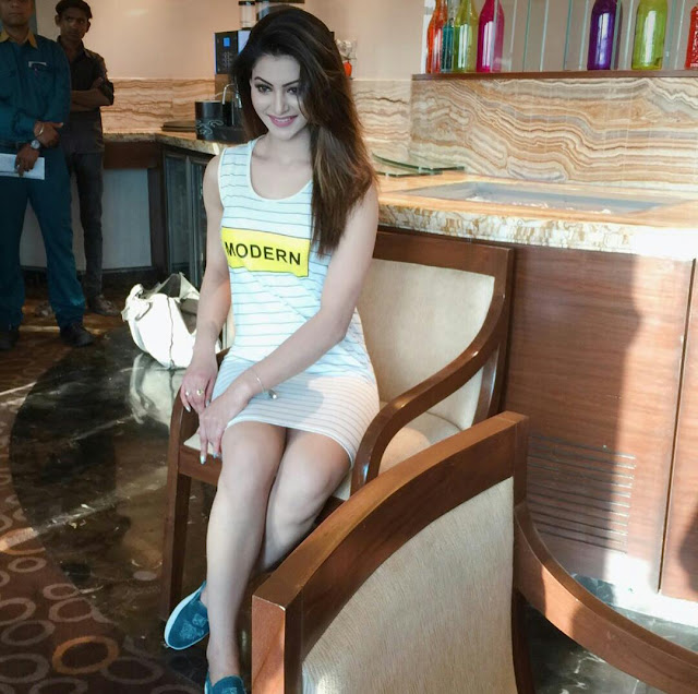 Urvashi Rautela Hot Sexy HD Wallpapers in White | Other HQ Pics 2020