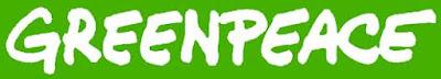 logotipo greenpeace