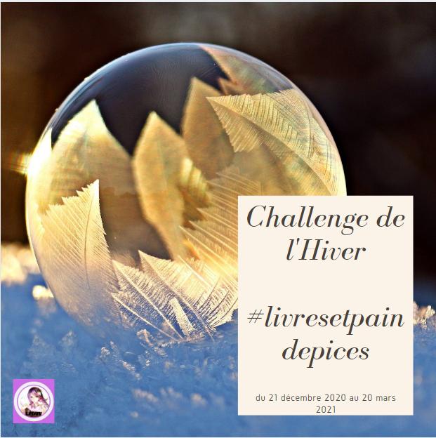 Challenge de l'Hiver #livresetpaindepices