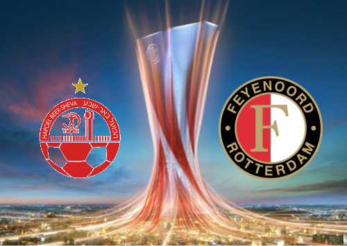 Hapoel Be'er Sheva vs Feyenoord -Highlights 29 August 2019