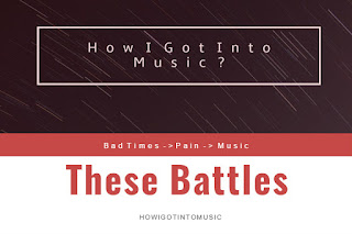 New Lyrics These Battles by George Hentu