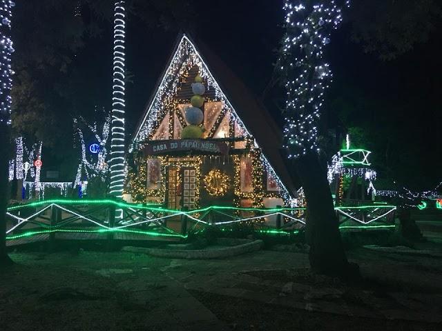 Fantástica Casa do Papai Noel de São José dos Pinhais abre a partir do dia 28
