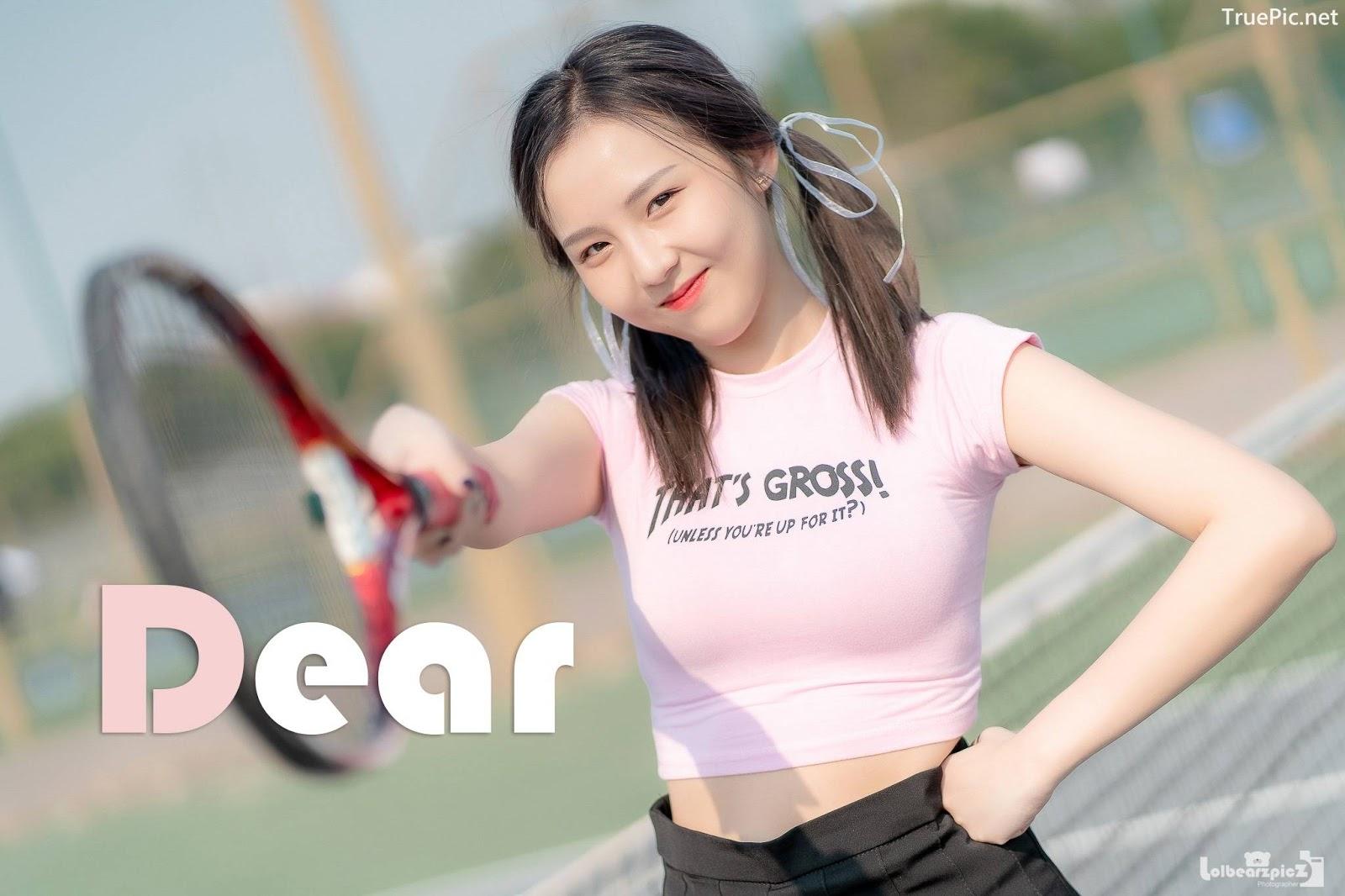 Image Thailand Model - Pattanan Truengjitrarat - Cute Sports Girl - TruePic.net - Picture-1