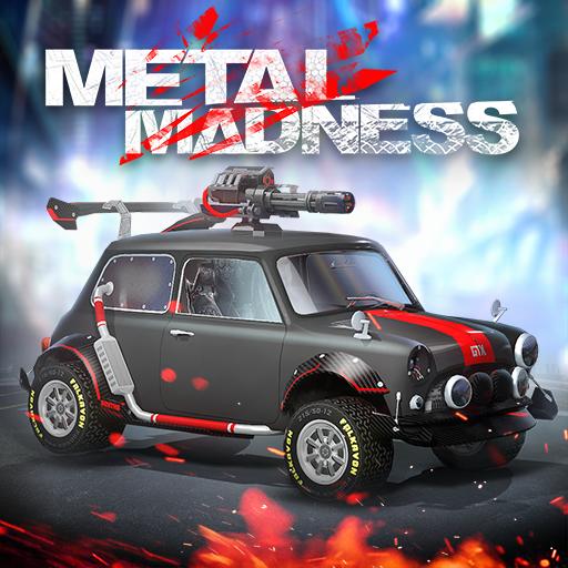 Metal Madness: PvP Shooter v0.24 Mod Apk