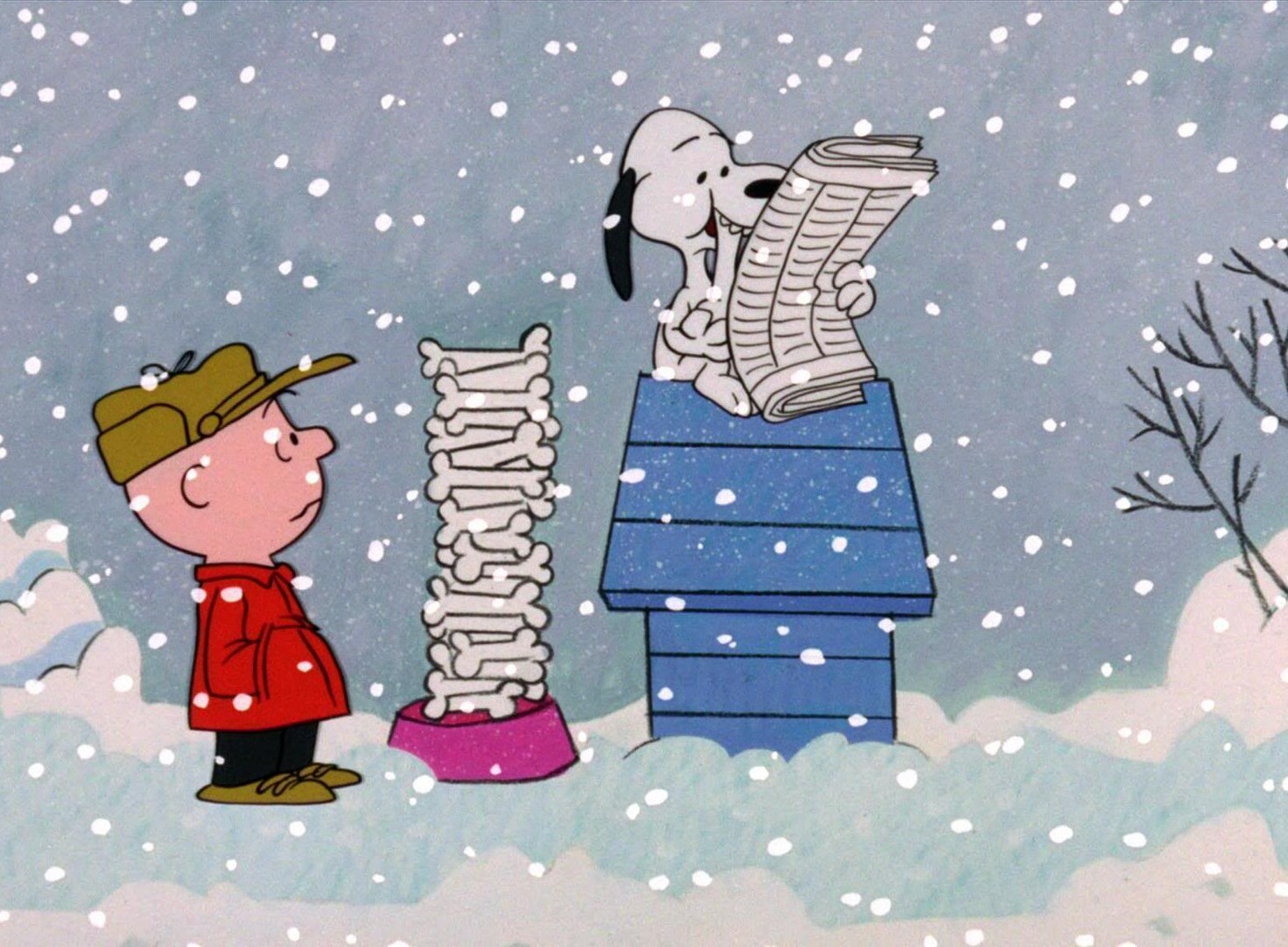 Christmas Wallpapers And Images And Photos Charlie Brown