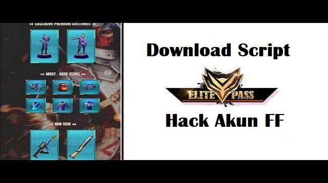 Download Script Hack Akun FF