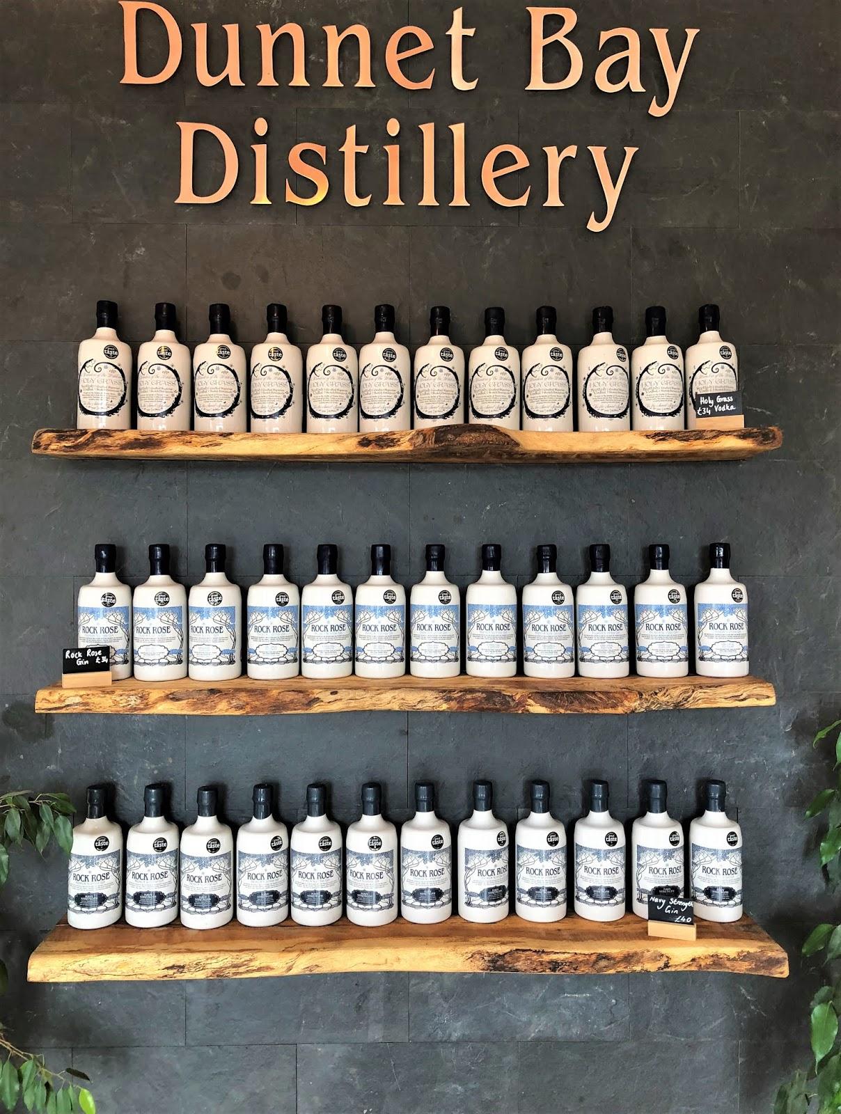 Dunnet Bay Gin Distillery Tour