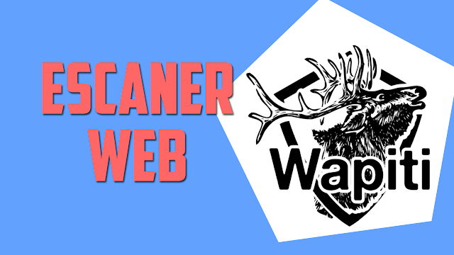 Escaner vulnerabilidades WEB: Wapiti