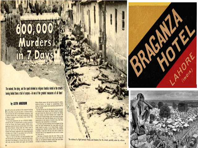 हिंदुस्तान अने पाकिस्ताननां भागला समयनी घटनाओ (भाग-२) By फ्रीडम एट मिडनाइट.ले-लेरी कोलिन्स अने डॉमिनिक लेपियर