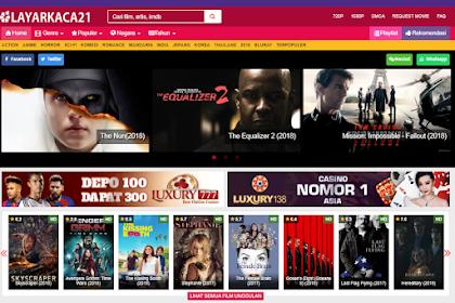 ini Loh... Situs Download Film Layar Kaca 21 /LK21 yang Asli
