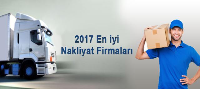 2017 İstanbul En İyi Nakliyat Firmaları