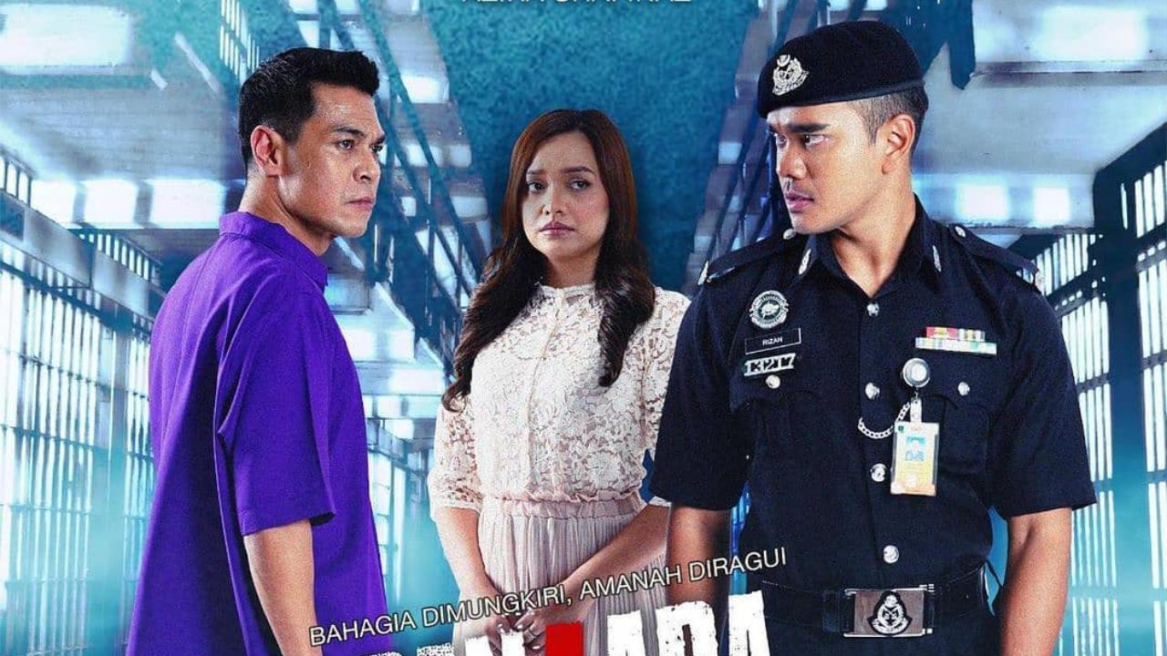 Drama Penjara Janji Di TV3 (Slot Samarinda) Dan Di WeTV Malaysia