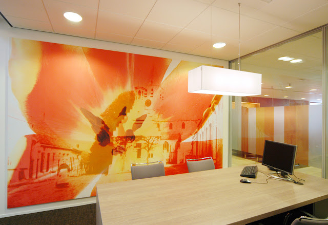 Rabobank Halsteren commissione fine art photography