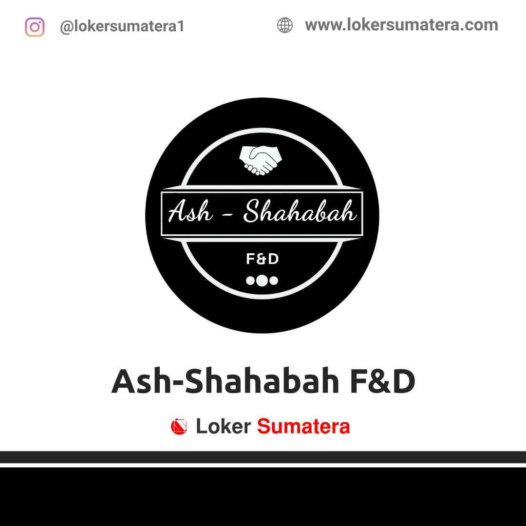 Lowongan Kerja Palembang: Ash-Shahabah F&D April 2021