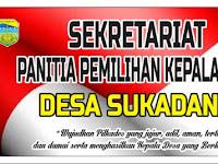 Download Contoh Sekretariat Panitia Pilkades Format CDR