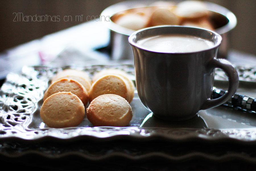 Cómo preparar galletas bretonas
