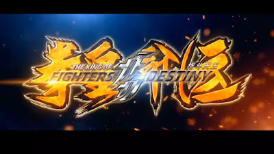 The King Of Fighters: Destiny episodio 13