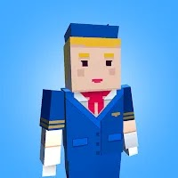 Idle Tap Airport Mod Apk