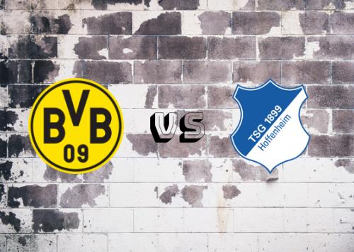Borussia Dortmund vs Hoffenheim  Resumen y Partido Completo