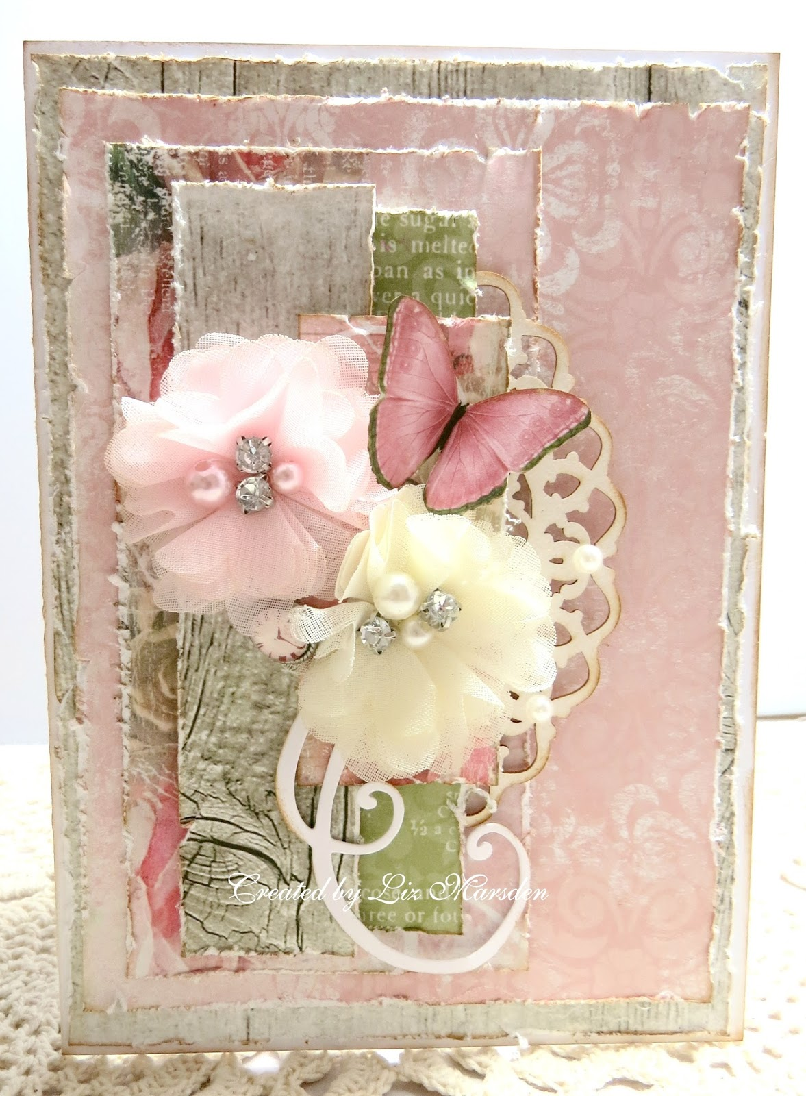 Scrap and Craft: Shabby Chic delight