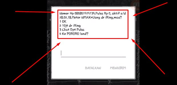 Via *123*30# Untuk Cek Nomor Indosat 2