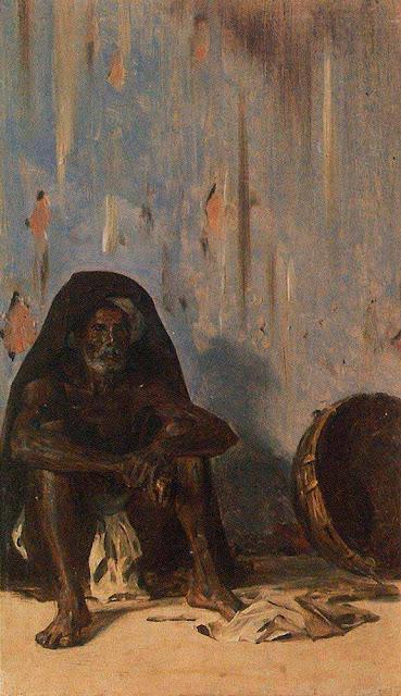 Василий Васильевич Верещагин - Кули (Носильщик). 1875