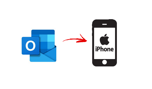 How to Import Outlook Address Book to iPhone?