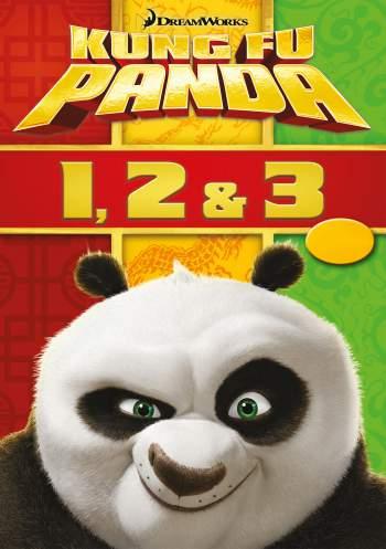 Kung Fu Panda Coleção Completa Torrent – BluRay 720p/1080p Dual Áudio