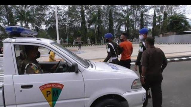 29 Prajurit TNI Jadi Tersangka Perusakan Polsek Ciracas dll, Langsung Ditahan