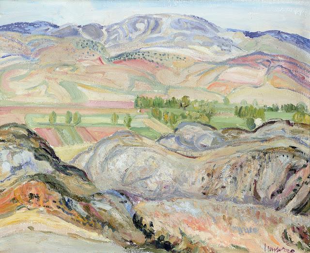 Miguel Navarro Centelles, Pintor español, Paisajistas españoles, Pintores de Teruel