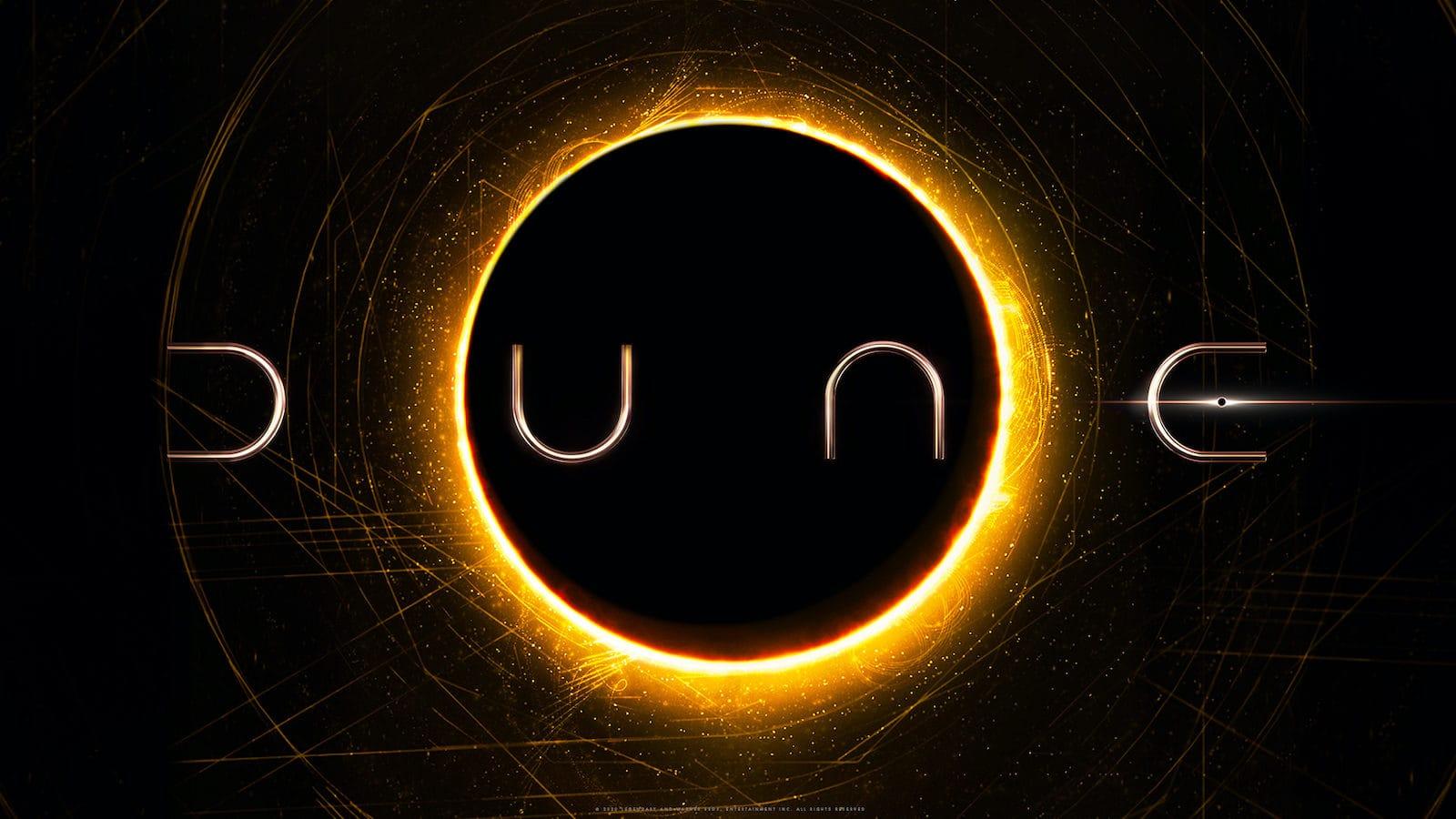 映画「DUNE(2021)」ポスター