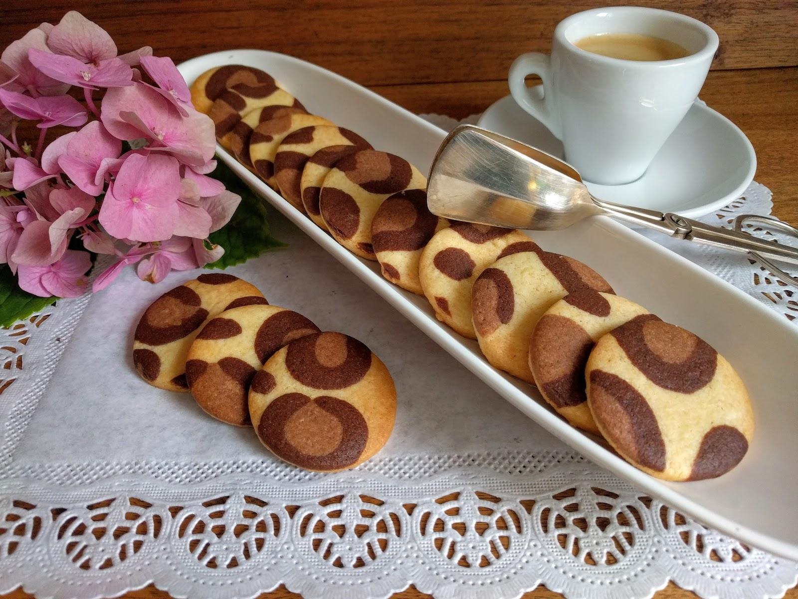 Leoparden Kekse
